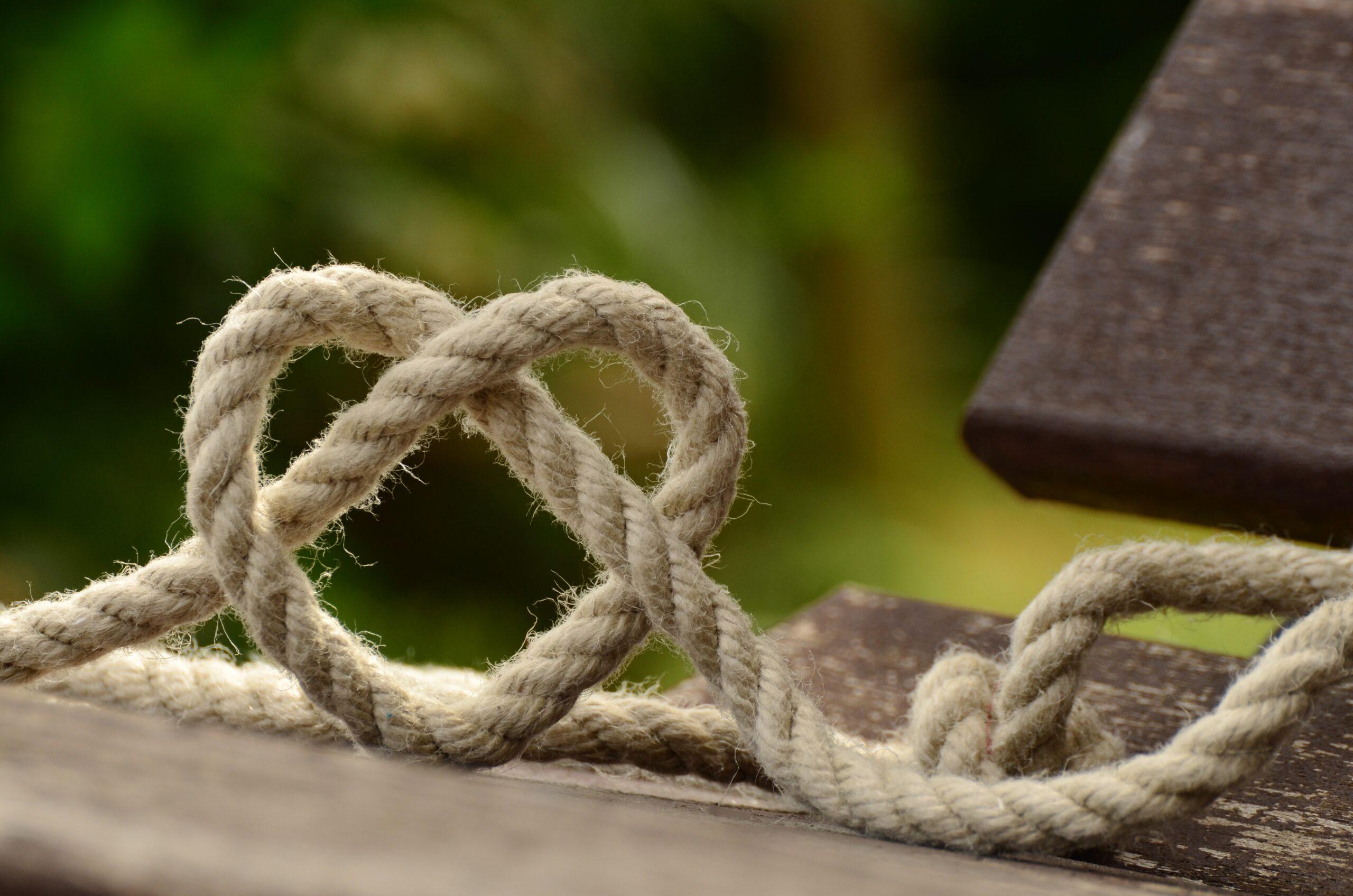 rope heart values